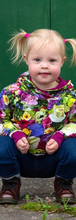 Rose Garden Hoodie