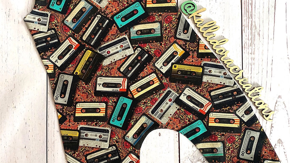 Cassettes Dungarees