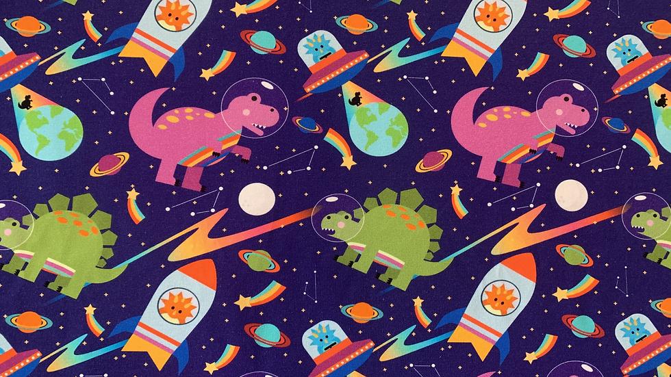 Bonkers Space Dinos Harems (slightly lighter blue version)