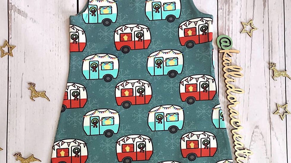 Crimbo Campers Dungarees