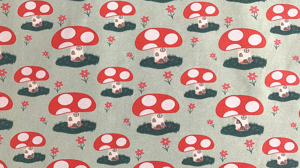 Toadstool House T-Shirt
