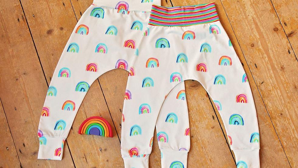 Watercolour Rainbows Harems