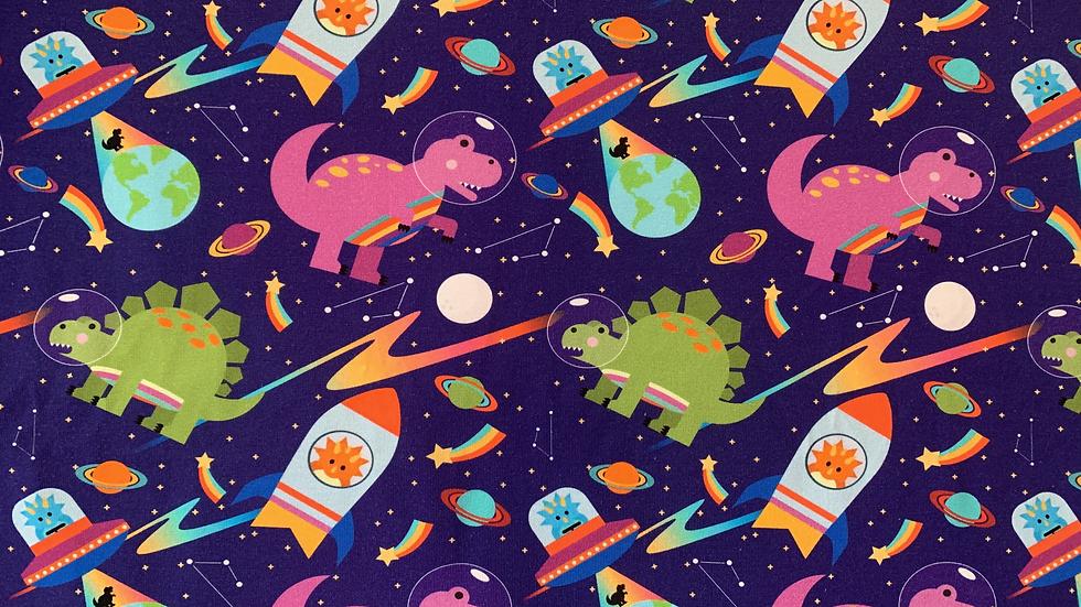 """Bonkers Space Dinos """"Summer"""" Hoodie"""