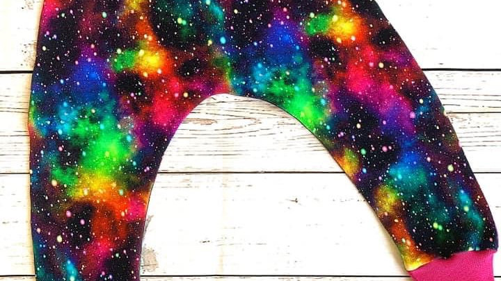 Rainbow Galaxy Harems