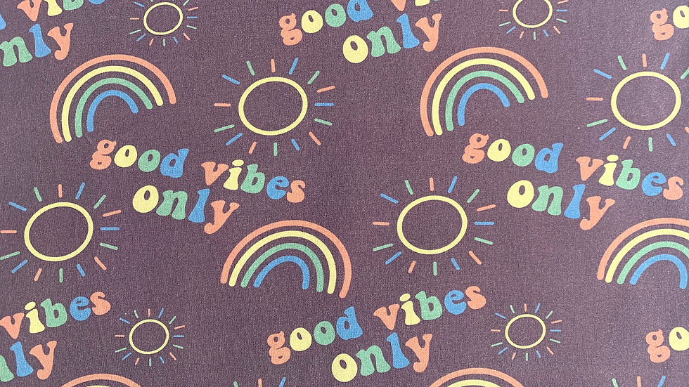 Good Vibes Dungarees