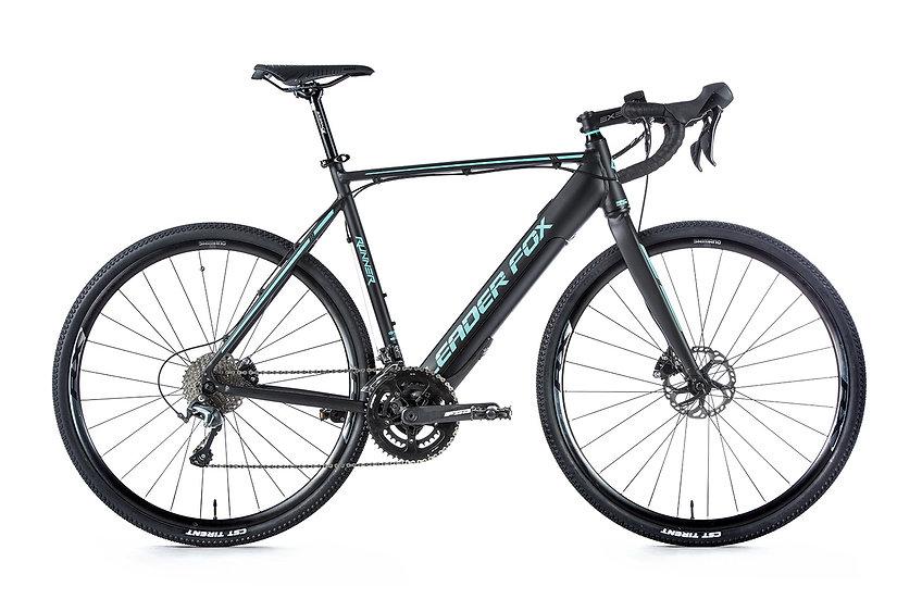 """El-cykel Cross-Bike Leader Fox RUNNER 28""""Herre"""