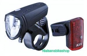 Cykellygte.AXA LED