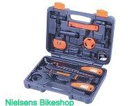 Værktøjskasse SuperB TBA300 Værktøjssæt med 21 dele