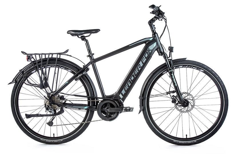 "El-Cykel Trekking-Bike Leader Fox LUCAS 28"" 2020 Herre Fås i 2 farver"
