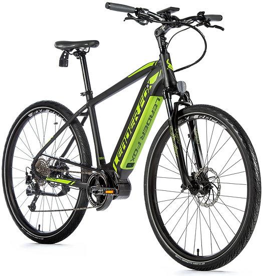 "El-cykel Cross-Bike Leader Fox BEND 28""2020. Herre fås i 2 farver"