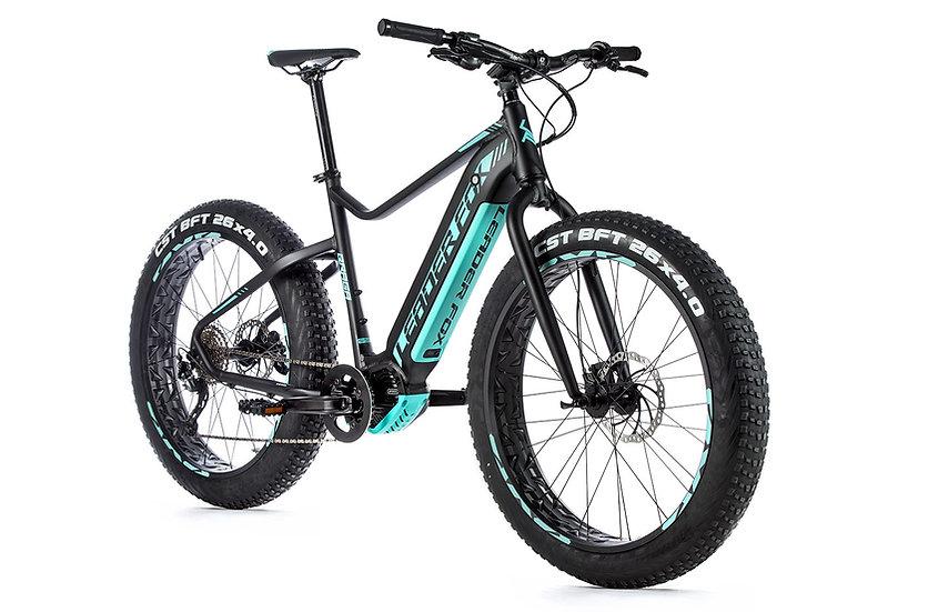 "El-Cykel Fat E-Bike Leader Fox BRAGA 26 "", 2020. Fås i to farver"
