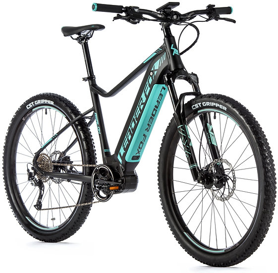 """El-Cykel MTB Leader Fox AWALON 27,5"""". 2020. Herre. Fås i 2 farver"""