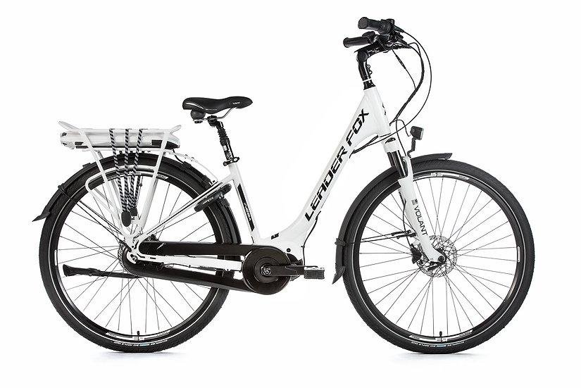"El-Cykel City-Bike Leader Fox NEBA 28 "",2019.Dame fås i to farver"