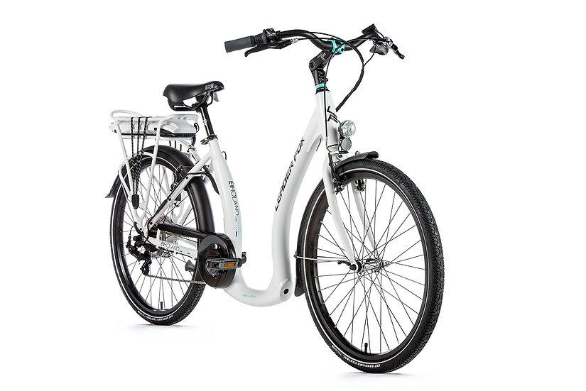 "El-Cykel City-Bike Leader Fox E-HOLAND 26 "", 2020. Fås i 2 farver"