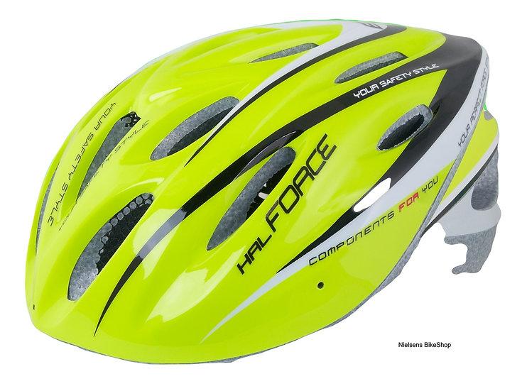Cykelhjelm-Force Hal hjelm