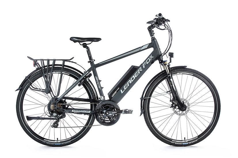 El-cykel Trekking-bike Leader Fox SANDY Herre  2019. Fås i 2 farver