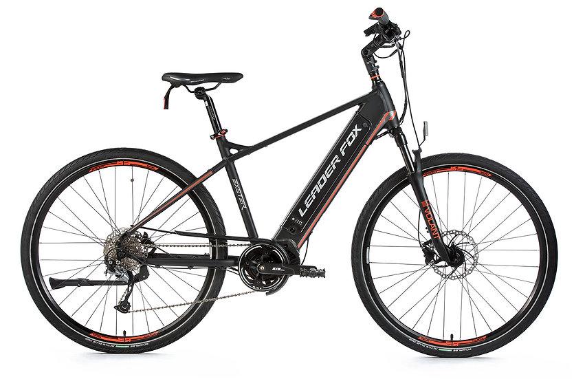 "El-cykel Cross-Bike Leader Fox EXETER 28""Herre fås i 2 farver"