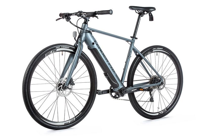 """El-cykel Letvægt Cross-Bike Leader Fox WACO 28"""" .2020. Fås i 2 farver"""