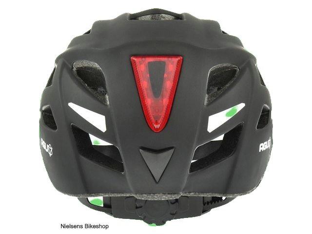 Cykelhjelm-AGU Cit-E III LED