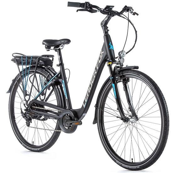 "El-cykel City-Bike Leader Fox PARK CITY 28"" 2020. Dame.Fås i 3 farver"