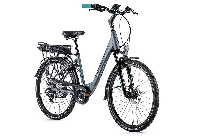"El-Cykel City-Bike Leader Fox LOTUS 26"" Dame, 2020 Fås i 3farver"