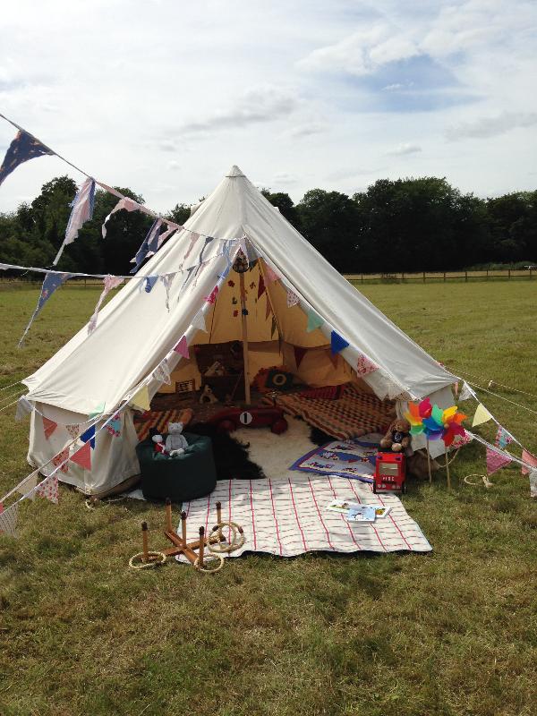 Bell tent- Children