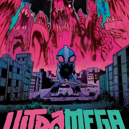 Sneak peek: 'Ultramega' No. 3 by James Harren