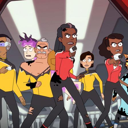 All in good fun: Reviewing season one of 'Star Trek: Lower Decks'