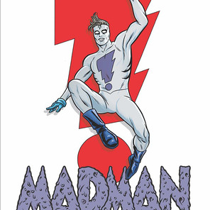 'Madman' comics fans are in for a treat next year