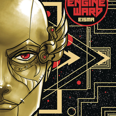 Sci-fi fantasy comic 'Engineward' debuts with intrigue and mystery