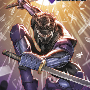 Advance preview: 'Ninjak' No. 1 from Valiant Entertainment