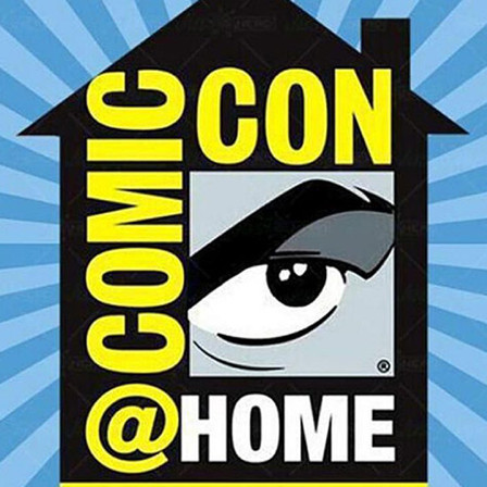 It's a different Comic-Con, but it's got its perks