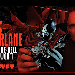 Image Comics co-founder Todd McFarlane subject of new hour-long SYFY documentary