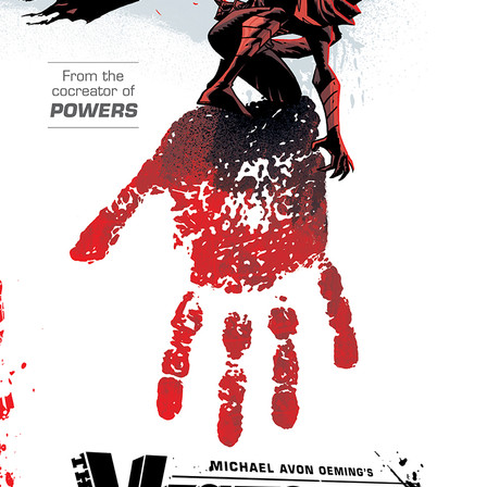 Oeming's 'The Victories' returns in new omnibus nearly a decade after debuting