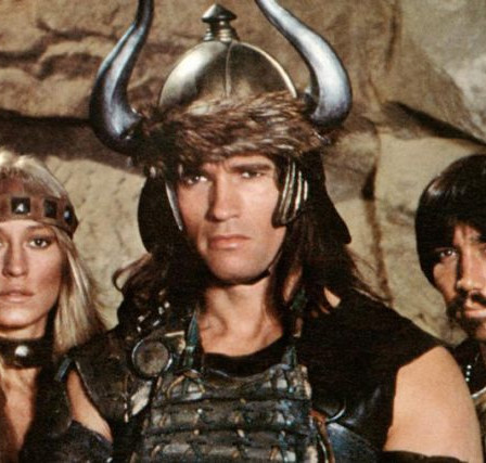 Beat sheet for 'Conan the Barbarian' film, and other notes