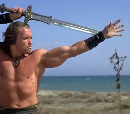 Retro review: 'Conan the Barbarian' film from 1982 worthy of revisiting