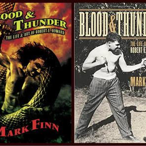 Spotlight on Mark Finn's biography of Conan creator Robert E. Howard