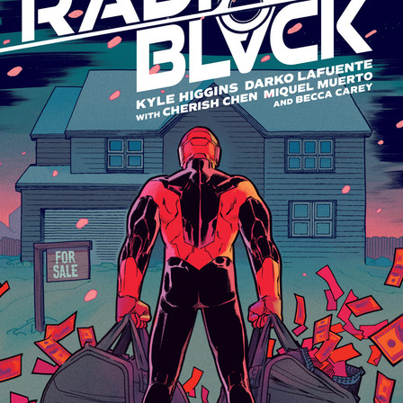 Sixth issue of 'Radiant Black' to feature guest creators