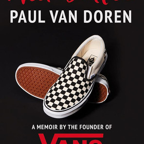 A history of Vans: a book made for the makers