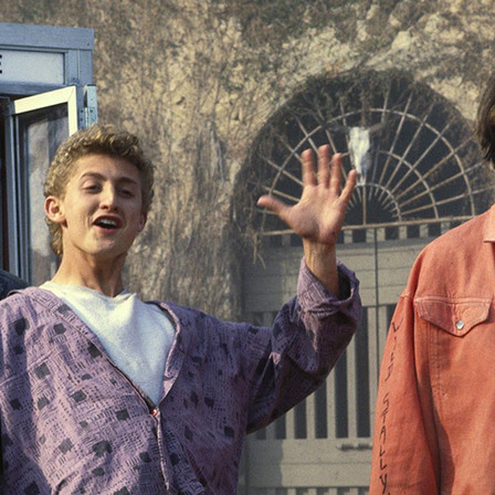 Retro review: 'Bill & Ted's Excellent Adventure' remains most excellent
