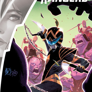 A look at 'Power Rangers' No. 7 from BOOM! Studios