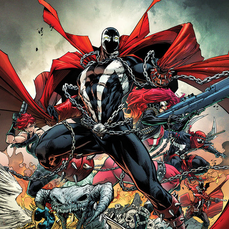 Summer of Spawn, coming soon to a comic shop near you
