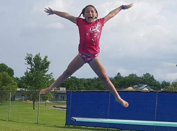flying Mitzi
