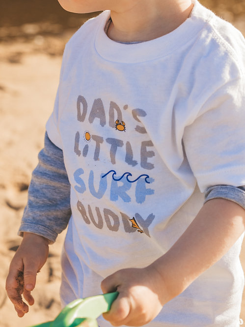 [Dad's] Surf Buddy Shirt