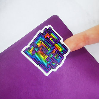 Queersmuth sticker