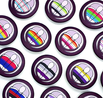 Queerlobites - badges