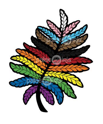 Progress Flag fern
