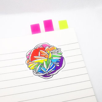 Queernites stickers