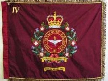 Parachute Regiment Colour ( 4 Para)