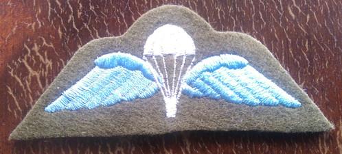 British Army Para Wings
